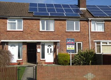 Thumbnail 3 bed terraced house for sale in Stockheath Way, Havant