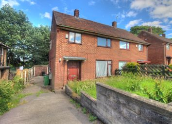 Thumbnail 3 bed semi-detached house for sale in Armley Ridge Road, Armley, Leeds