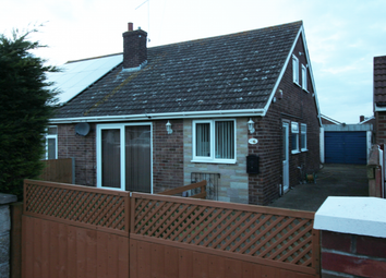 Thumbnail 4 bed semi-detached bungalow for sale in Links Avenue, Mablethorpe, Lincolnshire