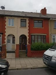 Thumbnail 3 bed terraced house to rent in Boothley Road, Blackpool