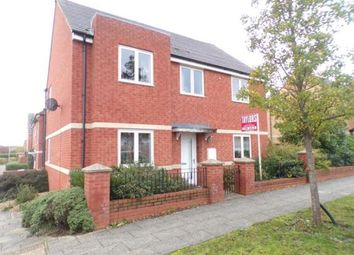 Thumbnail 4 bedroom detached house for sale in Timken Way South, Duston, Northampton, Northamptonshire