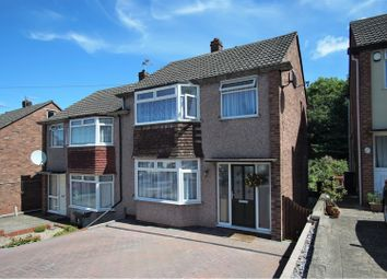 Thumbnail 3 bed semi-detached house for sale in Nigel Park, Shirehampton