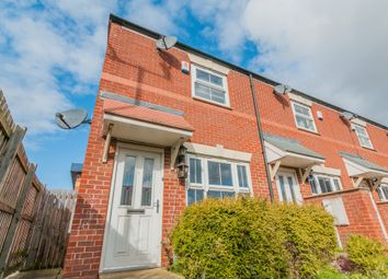 Thumbnail 2 bedroom end terrace house for sale in Stonegate Mews, Balby, Doncaster