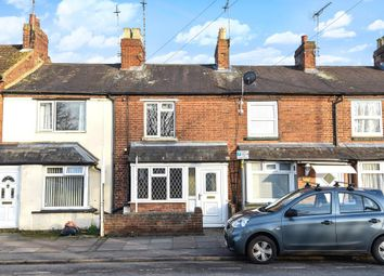 Thumbnail 2 bedroom terraced house to rent in Buckingham Road, Aylesbury