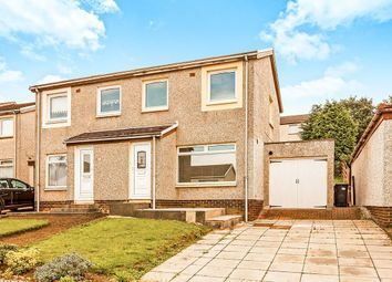 Thumbnail 3 bed semi-detached house for sale in Ramsay Crescent, Mayfield, Dalkeith
