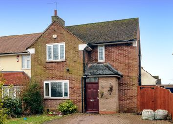 Thumbnail 3 bed terraced house for sale in Wiltshire Lane, Pinner, Middlesex