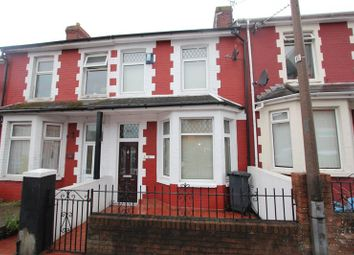 Thumbnail 2 bedroom terraced house for sale in Hannah Street, Barry