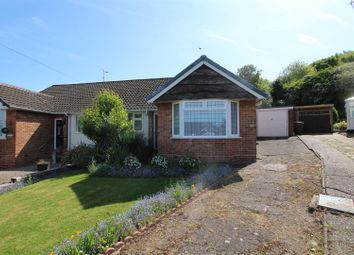 Thumbnail 3 bed semi-detached bungalow for sale in Marlborough Crescent, Stapenhill, Burton-On-Trent