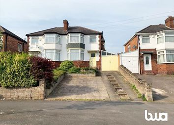 Thumbnail 3 bed semi-detached house for sale in 82 Chipperfield Road, Birmingham