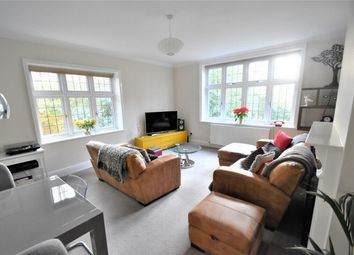 Thumbnail 3 bed flat for sale in Heatherdale Road, Camberley, Surrey