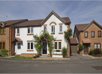 Thumbnail 2 bed semi-detached house for sale in Rosemary Gardens, Whiteley