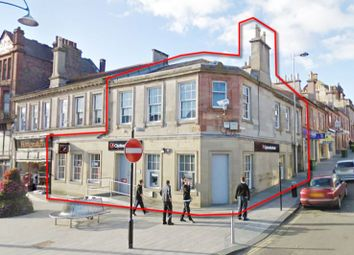 Thumbnail Commercial property for sale in 33-37, Main Street, Clydesdale Bank Building, Coatbridge ML53Bq