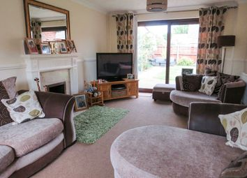 Thumbnail 4 bedroom detached house for sale in Blackbourne Road, Elmswell, Bury St. Edmunds