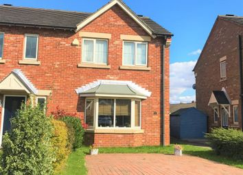 Thumbnail 3 bed town house to rent in Plumpton Park, Shafton, Barnsley