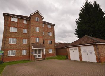 Thumbnail 2 bed flat for sale in Fairway Drive, London