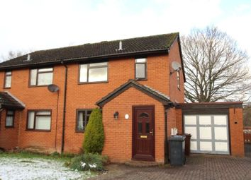 Thumbnail 3 bed semi-detached house to rent in Medway Drive, Forest Row