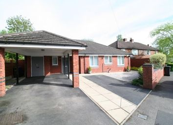 Thumbnail 3 bed bungalow for sale in Grange Avenue, Cheadle Hulme, Cheadle, Greater Manchester