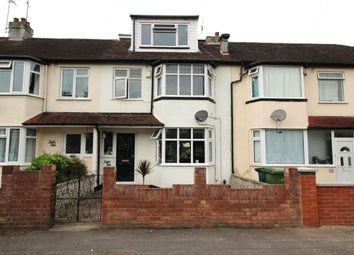 Thumbnail 4 bed terraced house for sale in Stainash Crescent, Staines