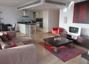 Thumbnail 1 bed flat to rent in West India Quay, 26 Hertsmere Road, London