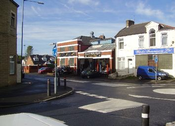 Thumbnail Commercial property for sale in Heys Lane Garage, Heys Lane, Oswaldtwistle