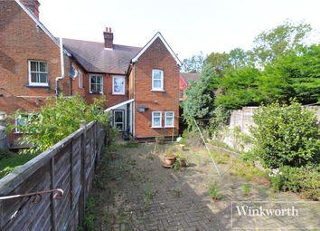 Thumbnail 2 bedroom end terrace house for sale in Elstree Hill South, Elstree, Borehamwood, Hertfordshire