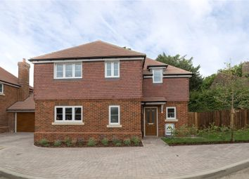 Thumbnail 4 bed detached house for sale in The Cedars, Higham Lane, Bridge, Canterbury