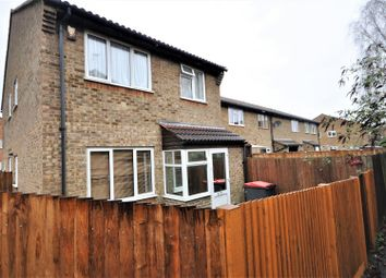 Thumbnail 2 bed end terrace house for sale in Brangwyn Crescent, Colliers Wood, London