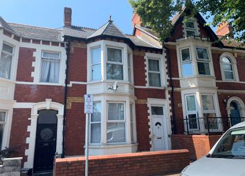 Thumbnail 3 bed terraced house for sale in Tynewydd Road, Barry