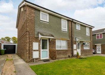 Thumbnail 3 bed semi-detached house for sale in Windermere Avenue, Fareham
