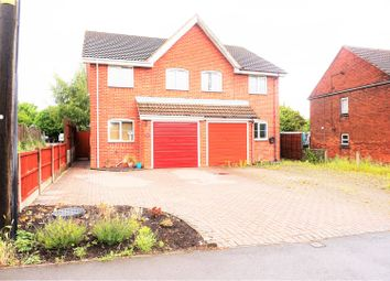 Thumbnail 3 bed semi-detached house for sale in New Street, Measham