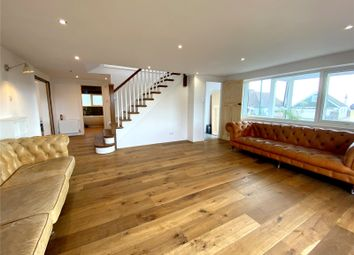 Brighton Road, Lancing, West Sussex BN15. 4 bed detached house for sale