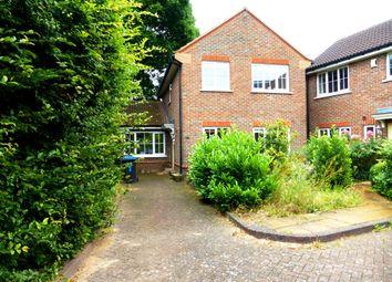 Thumbnail 4 bedroom detached house for sale in Longcroft Green, Welwyn Garden City