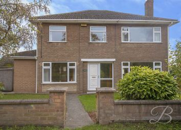Thumbnail 5 bed detached house for sale in Mansfield Road, Clipstone Village, Mansfield