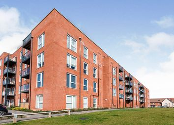 Thumbnail 2 bed flat for sale in Lambert Court, 1 Strong Drive, Basingstoke, Hampshire