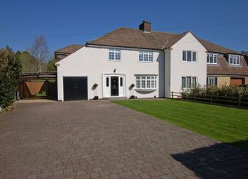 Thumbnail 4 bedroom semi-detached house for sale in Darras Road, Ponteland, Newcastle Upon Tyne