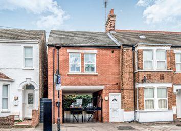 Thumbnail 1 bedroom maisonette to rent in Aspley Road, Bedford