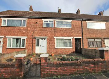 Thumbnail 3 bed terraced house for sale in Melbourne Street, Thatto Heath, St. Helens