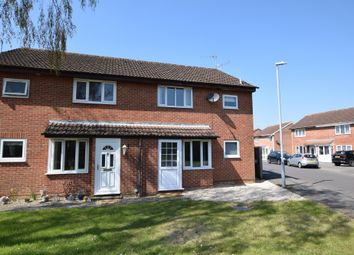 Thumbnail 1 bed end terrace house to rent in Burnet Close, Swindon
