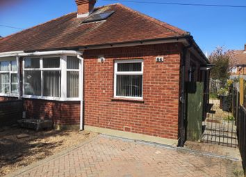 Thumbnail 2 bed bungalow to rent in Dunkeld Road, Gosport