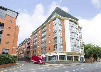 Thumbnail 2 bed flat to rent in Lexington Place, Plumptre Street, The Lace Market, Nottingham