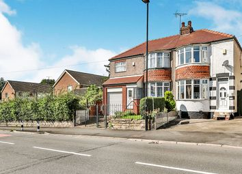 Thumbnail 2 bed semi-detached house for sale in Carrfield Road, Sheffield, South Yorkshire