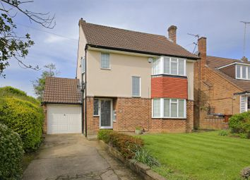 Thumbnail 3 bed property for sale in Bishops Avenue, Elstree, Borehamwood