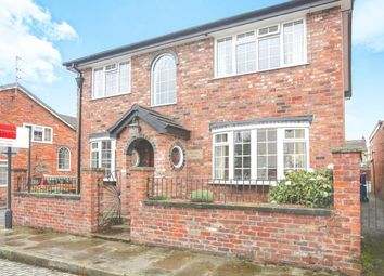 Thumbnail 4 bed detached house for sale in Old Hall Street, Macclesfield, Cheshire, .