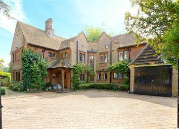 Thumbnail 4 bed detached house for sale in Ledborough Lane, Beaconsfield, Buckinghamshire