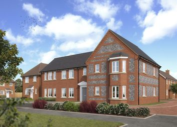 "Thumbnail 1 bed flat for sale in ""Roman House"" at Salisbury Road, Downton, Salisbury"