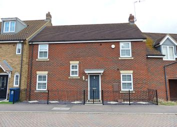 Thumbnail 4 bed end terrace house to rent in Bellflower Drive, Yaxley, Peterborough