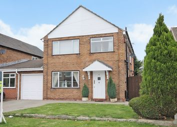 Thumbnail 4 bed detached house to rent in Lodge Drive, Culcheth, Warrington