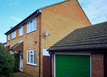 Thumbnail 3 bedroom semi-detached house for sale in Thirlmere Gardens, Flitwick, Bedford