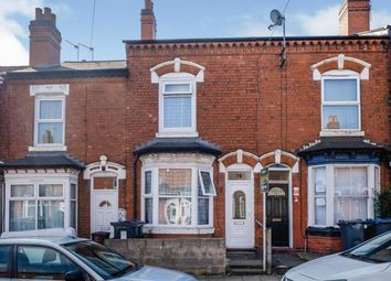 Thumbnail 3 bed terraced house for sale in Hillfield Road, Birmingham, West Midlands