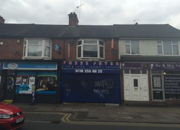 Thumbnail Restaurant/cafe for sale in Fosse Road South, Leicester